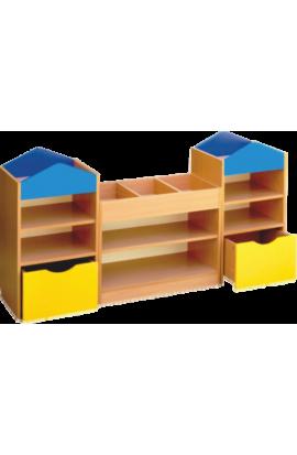 Набор мебели для конструктора
