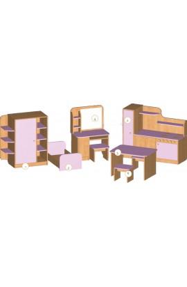 """Набор мебели для жилой комнаты """"МОДНИЦА"""""""