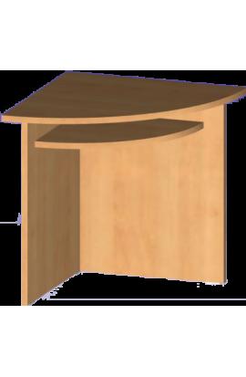 Стол сегментный