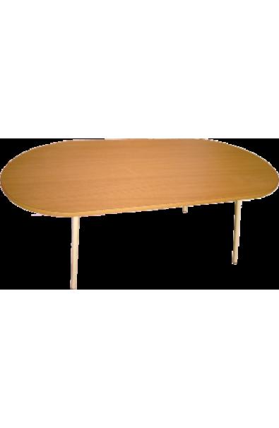 Стол овальный (регулируемый)