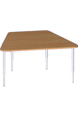 Стол - трапеция (регулируемый)